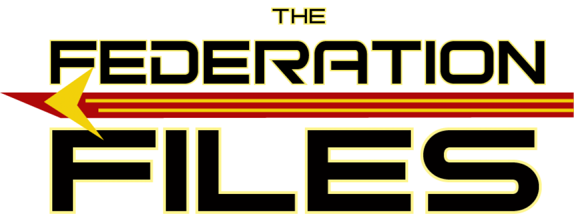 THE FEDERATION FILES   Logo